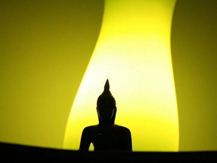 медитация - способ заглянуть за пределы самих себя