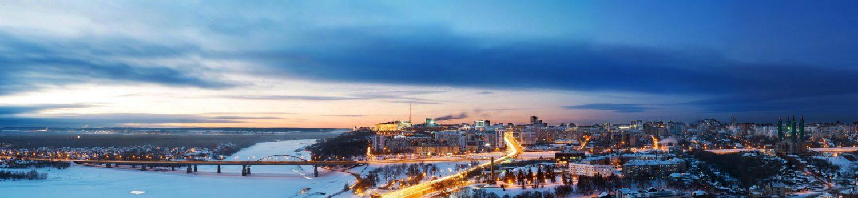 Портал города Уфа
