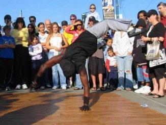 Танец как образ жизни - брейк-данс