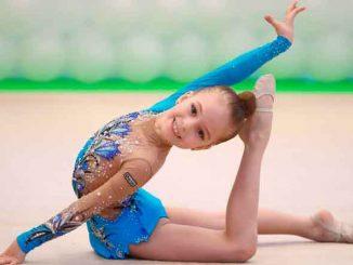 Одежда для художественной гимнастики