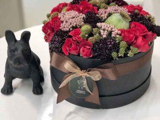 Коробки цветов и другие подарки с доставкой